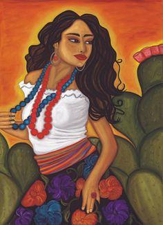 Emilia Garcia artwork. LOVE and ADORE!