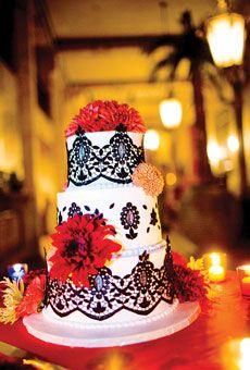 Vegan Wedding Cake Los Angeles