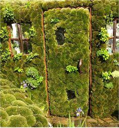 Garden Door by Kazuyuki Ishihara, Japan