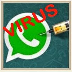 Vírus no WhatsApp - Cuidado