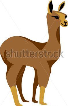 Cliparti1 Llama Clip Art