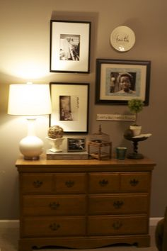 Life at our house: Gallery Wall