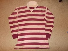 VTG-1950s University of Minnesota Gophers Game Worn/Used Rugby football jersey #Unbranded
