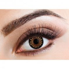 c5605cbcfd5 Brown Misty Colored Contact Lenses (Monthly) Eye Contact Lenses