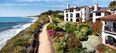 Santa Barbara Luxury Resort Hotels   Award-Winning Bacara Resort Spa