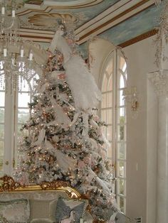 Gilded Christmas Marie Antoinette`s Country House Inspiration!