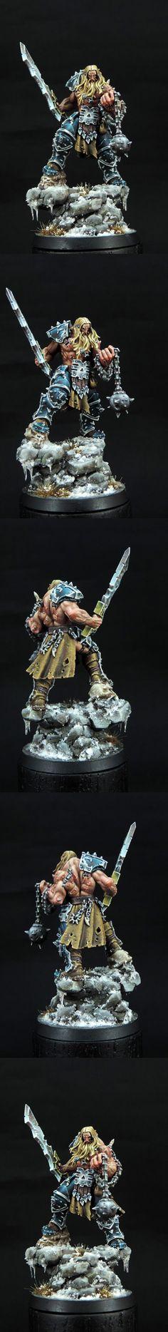 Norsca Berserker
