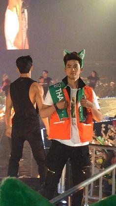 """20141011 : 2PM WORLD TOUR CONCERT """"GO CRAZY"""" IN BKK"""