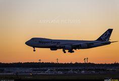 Nippon Cargo Airlines JA13KZ at Tokyo - Narita Int..