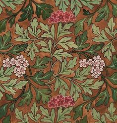 still life quick heart — Morris & Co. Design for Wallpaper century William Morris Wallpaper, William Morris Art, Morris Wallpapers, Trendy Wallpaper, Fabric Wallpaper, Pattern Wallpaper, Paisley Wallpaper, Textiles, William Morris Patterns