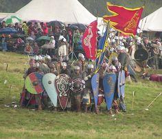 Battle of Hastings ReenactmentThe Last Stand of the Saxons