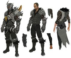 Concept Art: Vindictus