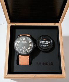 Shinola Runwell 47mm Review: The American In Argentina! got this for the hubby hope he likes it