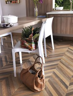 Wood Look Tiles From Refin An Italian Company