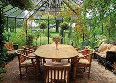 Как сделать зимний сад?   Интерьер и Дизайн вашего дома