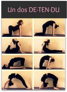 Exercices pour un dos détendu