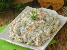 Yoğurtlu Buğday Salatası Resmi