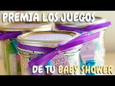 10 Premios para Baby Shower que tus Invitadas Adorarán | JUEGOS DE BABY SHOWER
