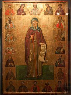 Heilige Antonius de Grote met vita
