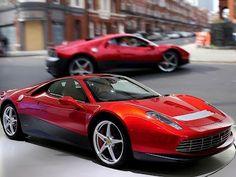 2012 Ferrari Sport Cars SP12 EC