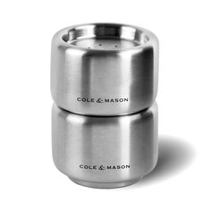 Cole & Mason Burley Salt & Pepper Shaker Set