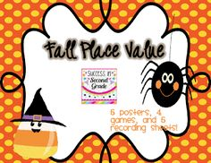 Second Grade Freebies: Fall