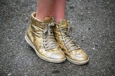 golden sneaks