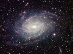 A Milky Way look-alike, NGC 6744 was taken with the Wide Field Imager on the MPG/ESO 2.2-metre telescope at La Silla.