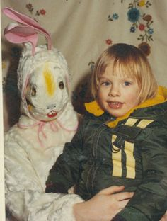 This one takes tge f-n cake..im scared now..  Bad Bunny: The 25 Worst Easter Bunnies of All Time