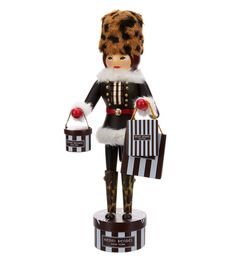 HENRI BENDEL NUTCRACKERHENRI BENDEL NUTCRACKER