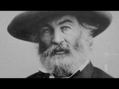 Walt Whitman reads from America.  (Yes! Whitman's actual voice. rw)