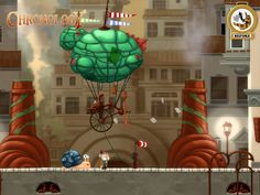 Chronology is an episodic puzzle platform adventure starring The Inventor and The Snail.