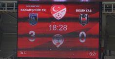 Başakşehir'den Beşiktaş'a maç sonu gönderme