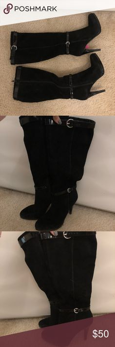 56505de05273 Nine West heeled boots Great condition. Size 6. Feel free to offer Nine West