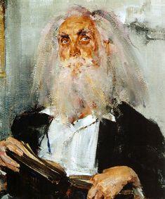 Фешин Николай Иванович: Старый патриарх