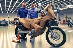 Kiska KTM Clay Modell