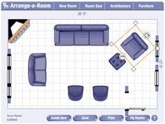 Attirant Room Plan | Room Planner