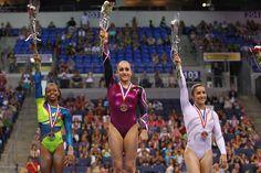 Jordyn Wieber, Gabrielle Douglas and Aly Raisman are on the Allround podium … - Olympic Gymnastics Gymnastics Posters, Amazing Gymnastics, Olympic Gymnastics, Olympic Team, Olympic Athletes, Gymnastics Events, Olympic Games, Aly Raisman Photos, Fierce 5
