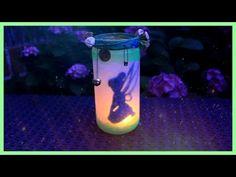 DIY Fairy Lantern - YouTube