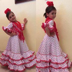 Pilar Vera. Instagram Spanish Dress, Spanish Fashion, Ely, Blue Wedding, Folklore, Royal Blue, Ballet, Kids, Crafts