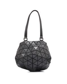 Bag constructed as a sphere by @BAO BAO ISSEY MIYAKE