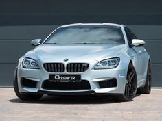 740 PS G-Power Tuning BMW M6 Gran Coupe