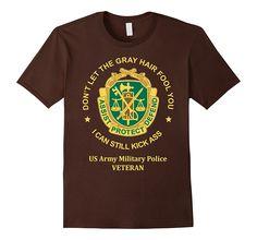 Military police shirt- US army Military Police Veteran