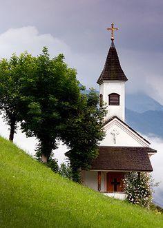 near Sellrain (SW of Innsbruck), Austria.  Photo: John Baker
