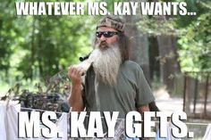 Duck Dynasty- I already told my husband this is how i want to end up one day, the next Kay & Phil :)