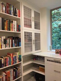 California Closets, Bookcase, Shelves, Home Decor, Shelving, Decoration Home, Room Decor, Book Shelves, Shelving Units