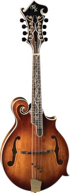 F Style Mandolins   Michael Kelly Guitar Co.