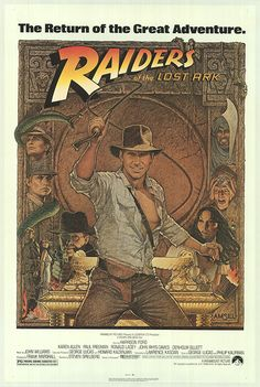 Raiders of the Lost Ark 1981 film
