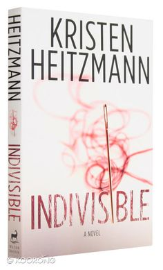 Indivisible - Kristen Heitzmann....I so want this book.