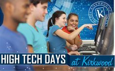 High Tech Days Spotlights Careers in Business and IT | High Tech Guys Day has passed, but High Tech Girls Day is still in the future (11/14/14)!